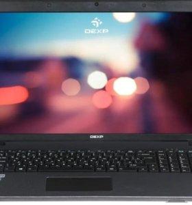 """Продам 17.3"""" Ноутбук dexp Atlas H11"""