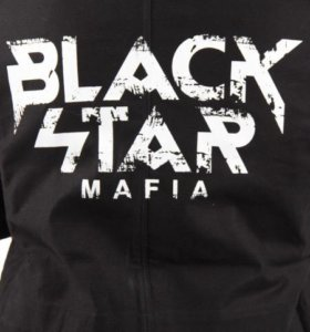 Куртка-Рубашка Black Star Mafia