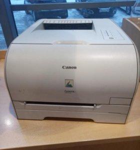 Цветной принтер Canon