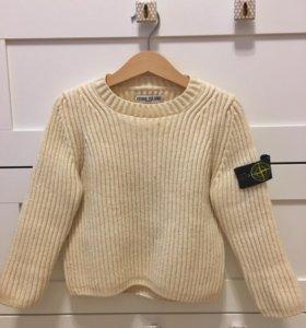Детский свитер Stone Island