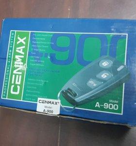 Автосигнализация Cenmax A-900