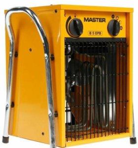 Электрический тепловентилятор MASTER B 5 EPB