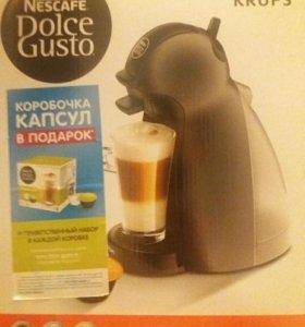 Капсульная Кофемашина Nescafe Dolce Gusto