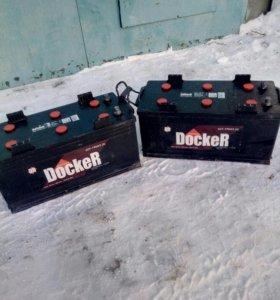 Аккумулятор Docker 190 амп