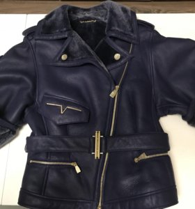 Дубленка короткая Versace Collection