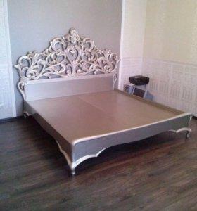 Мебель,лестницы,двери ит.п.ручной резки из массива
