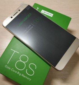 Leagoo T8S Новый 4/32Gb FullHD 5.5 FaceID 13MP