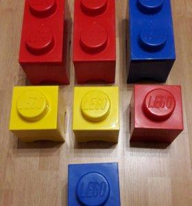 Новые коробки для Лего
