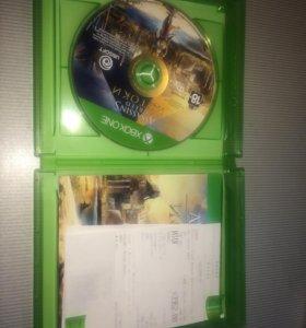Игры на Xbox one самовывоз