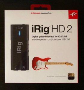 iRig HD 2 и куча приложений в подарок
