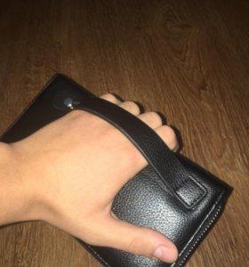 Мужской кожаный кошелёк Sezfert