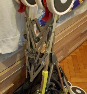 Happy Baby коляска-трость.