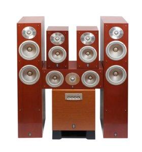 Комплект акустики (колонок) 5.1 YAMAHA NS-515