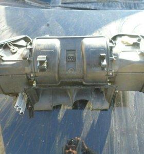 Мотор отопителя печки bmw e38 оригинал