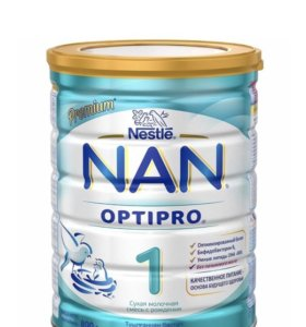 NAN1 Оптипро 800грамм