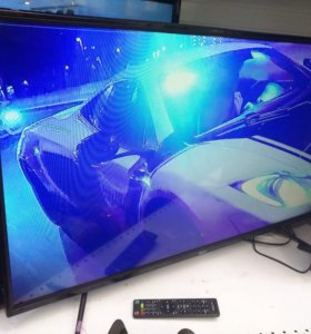 """Телевизор Dexp 39"""" Smart Wi-Fi"""