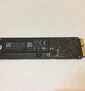 Скоростной SSD диск 128gb pci-e от MacBook Pro