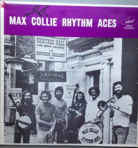 Max Collie Rhythm Aces