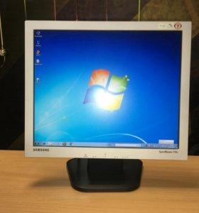 ЖК монитор Samsung 710V A(LCD, 1280x1024, D-Sub)