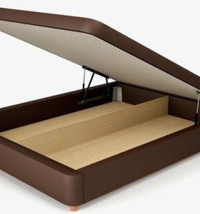 Кровать-матрас с подъёмным механизмом!