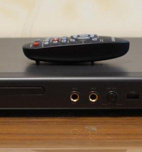 DVD-проигрыватель с USB и Караоке