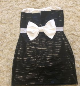 Платье мини
