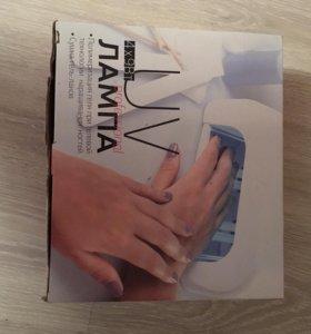 UV лампа для маникюра
