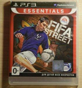 FIFA Street 4 c Play station 3 на 20 часов