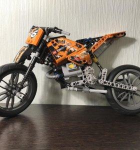 Мотоциклы LEGO