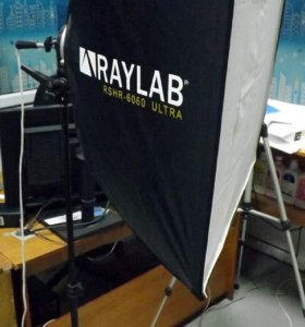 2 софита RayLab RSHR-6060 Ultra