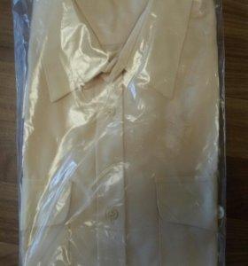 Кремовая рубашка