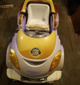 Детская электрическая машина