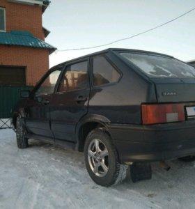 ВАЗ (Lada) 2114, 2005
