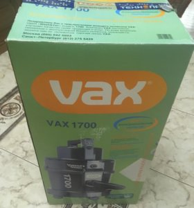 Пылесос моющий VAX 1700