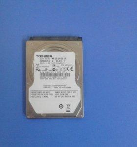 HHD Toshiba MK2559GSXP