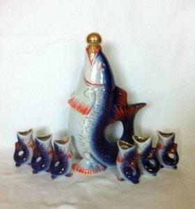 Рыбы. СССР