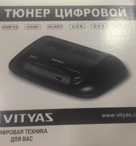 TV приставки DVB-C/Т2