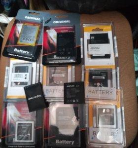 Аккумуляторы для телефона