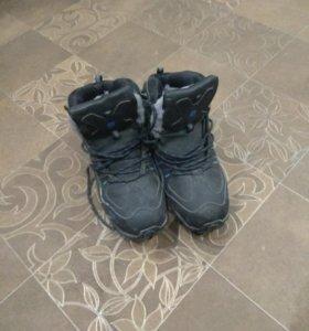 Ботинки мужские натуральные