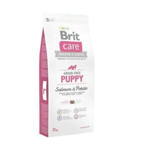 Сухой корм для собак BRIT CARE GRAIN-FREE PUPPY SA