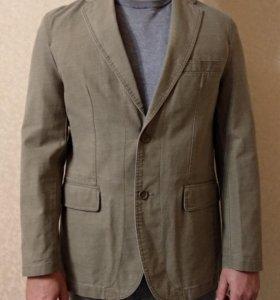 Пиджак новый мужской L размер