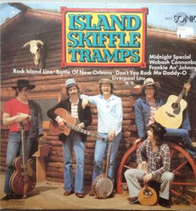 Island Skiffle Tramps