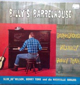 Billy's Barrelhouse