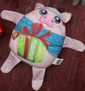 Свинка антистресс