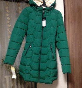 Пальто новое зима