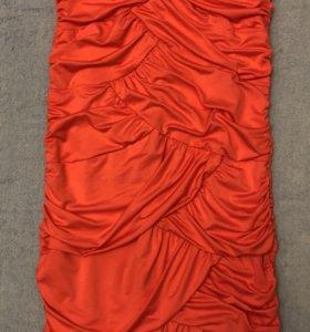 Платье, скрывает полноту
