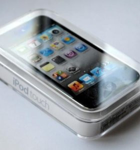 Плеер iPod Touch 4 64gb