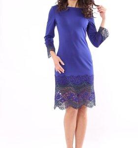 Красивое нарядное платье 50 размер