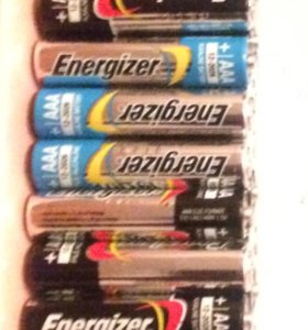 Батарейки Energizer Industrial AAA-LR03
