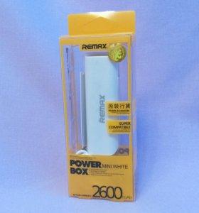 PowerBank на 2600 mAh